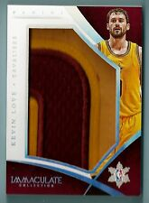 Kevin Love 2014/15 Inmaculate collection Navidad DAY Jumbo con parche / 18
