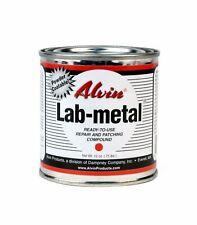 New listing Alvin 12 oz Lab Metal Durable Economical Dent Filler & Patching Compound Epoxy