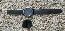 Samsung Galaxy GearS3 Frontier - AT&T - Stainless Steel Case Dark Gray w/band.
