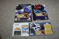 Nintendo Gamecube - Pokemon Gale of Darkness XD - Unscratched VIP - VGC