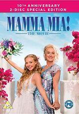 Mamma Mia Bonus Disc DVD 2018