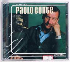 PAOLO CONTE IL MONDO DI LINEATRE CD SIGILLATO!!!
