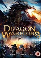 Dragon Warriors 5060262852415 With Luke Perry DVD Region 2