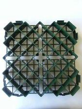 Rasengitter Rasenwaben Kunststoff Wegbegrenzung Rasengitterplatten 39,5cm