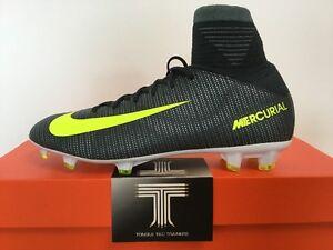 Nike Junior Mercurial Superfly V CR7 FG Sockboots ~ 852483 376 ~ U.K. Size 4.5