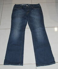 Womens size 15 stretch bootcut denim jeans made by MOSSIMO SUPPLY CO