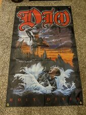 Dio Band Flag 3'x5' huge Holy diver