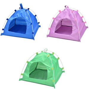 Waterproof Indoor Outdoor Tent Portable Folding Cat And Dog Pet House Bed Tent