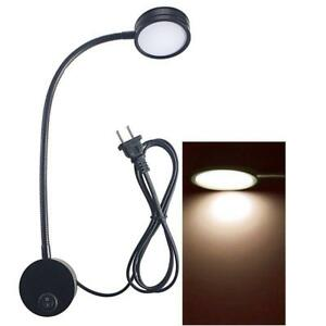 Wall Mount Reading Light Lamp Bedside Reading Light Headboard Reading Light Lamp