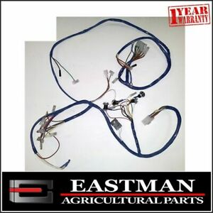 Complete Wiring Loom Harness to suit Ford 2000 3000 4000 Tractor