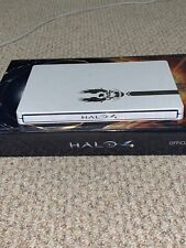 Halo 4 Limited Edition Steel case,games + Game Collector's Book Limited Edition