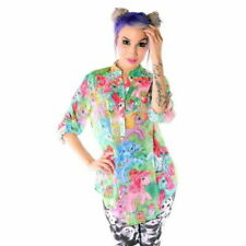 IRON FIST WOMENS MY LITTLE PONY BLOUSE