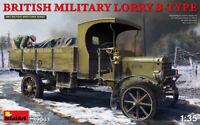Miniart 39003 1/35 WW1 British Military Lorry  B-Type