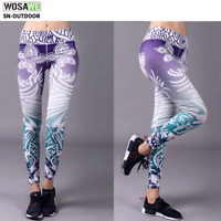 Women Sports Yoga Pants Leggings Running Gym Athletic Workout Ladies Trousers