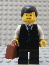 LEGO Lawyer CPA Businessman Manager Boss Realtor Broker Salesman Agent Detective