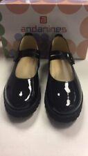 Andanines Black Patent Shoes - 172875 - EU 31 (UK 12 1/2)