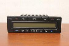t506146 1998-2002 Mercedes CLK320 AC Control Unit CLK430 AC Switch CLK55 OEM