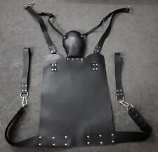 GENUINE DURABLE THICK LEATHER ADULT SLING/SWING GAY STRAIGHT BONDAGE INTEREST