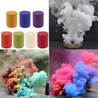 Smoke Cake Colorful Smoke Effect Show Round Bomb Stage Photography Aid ToyRDUK