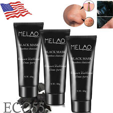 3 of Purifying Black Peel-off Charcoal Mask Facial Cleansing Blackhead Remover