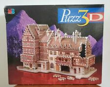 Bavarian Mansion - PUZZ 3D Jigsaw Puzzle by MB Games - 418 Pieces