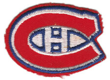 """1998 MONTREAL CANADIENS MOLSON CANADIAN BEER OFFICIAL NHL HOCKEY 2.25"""" PATCH"""
