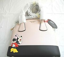 Disney Parks Kate Spade Minnie Mouse Small Dome Crossbody Shoulder Purse NWT