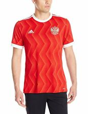 NWT Large Adidas Team England Soccer Football Jersey L Englis Red BR6593 Scarlet