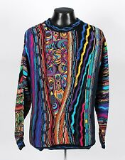 NWT!! - Vintage VTG 1990's COOGI Sweater - Great Colors - XL