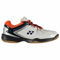 Yonex Power Cushion Badminton Indoor Court Shoes Mens White Trainers Sneakers