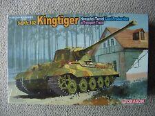 Dragon 1/35 SdKfz.182 Kingtiger (last production) w/transport tracks