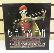 BATMAN IL CAVALIERE OSCURO serie animate Carrie Kelly Robin busto-UK Venditore
