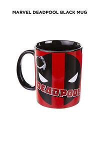 Marvel Deadpool Black Mug