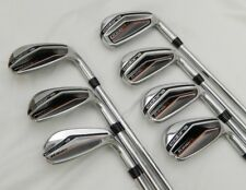 2017 Cobra KING F7 Iron set 5-GW Steel stiff flex F 7 Irons 5-PW,GW RH