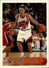 Steve Nash 1996-97 Topps RC Card #182