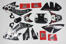 3M Decals Emblems Stickers Graphics For SSR SDG Stomp DHZ Honda CRF50 Pit Bike 9