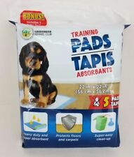 New listing Training Pads Tapis Absorbants For Dogs Single Packs ~ Training Pads Pets ~ New