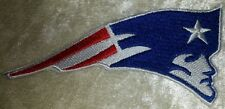 "New England Patriots NFL 4"" Iron On Embroidered Patch ~USA Seller~FREE Ship!"