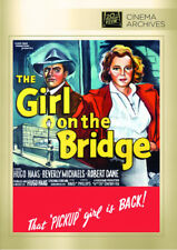 The Girl on the Bridge [New DVD] Manufactured On Demand, Black & White, Full F