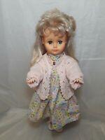 "Vintage Regal Doll  Canada  24"" Tall"
