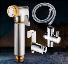 Brass Toilet Bidet Mini Muslim Shower Bidet Shattaf Spayer Shower head Kit