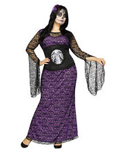 La Muerte Adult Day Of The Dead Costume