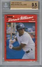 1990 DONRUSS BERNIE WILLIAMS #689 BGS 9.5 NEW YORK YANKEES