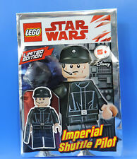 LEGO ® Star Wars Personaggio Limited Edition 911832 Imperial Shuttle pilota/POLYBAG