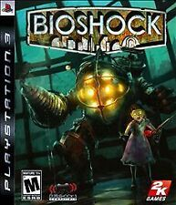 BioShock (Sony PlayStation 3, 2008) DISC IS MINT