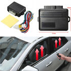 Automatic Window Closer Roll Up for 4 Doors Auto Car Alarm Systems and Security