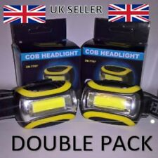 HEAD Torch for Fishing Running Very Bright 12 LED 3 Modes