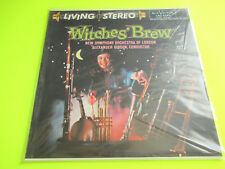 WITCHES BREW AUDIOPHILE CLASSIC RECORDS LSC 2225 180 GRAM LIVING STEREO RCA