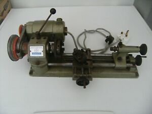 Emco Unimat SL Lathe : Working order with some accessories