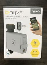 Orbit B-Hyve Bluetooth Smart Hose Faucet Timer w/Wi-Fi Hub #21004 BRAND NEW!